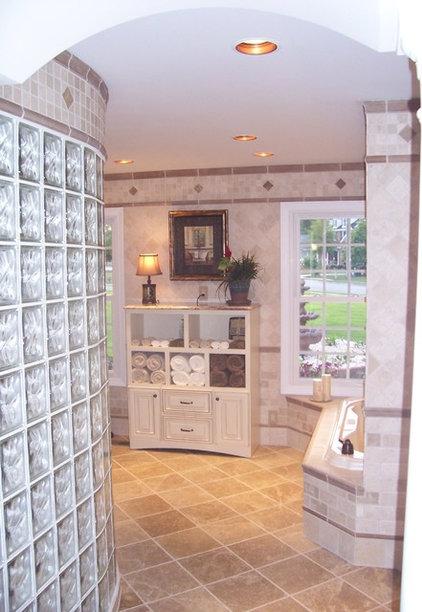 Traditional Bathroom by HOSCO KITCHEN & BATH