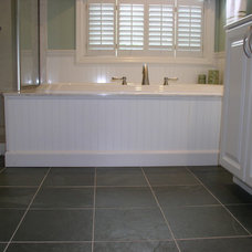 Traditional Bathroom by Jim Carver & Sons Home Improvements