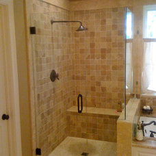 Traditional Bathroom by Connelly Construction, LLC