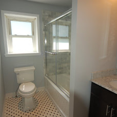 Traditional Bathroom by Freedom Remodelers Inc