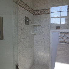 Traditional Bathroom by KSA Kitchens