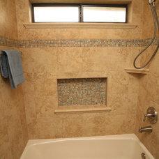 Traditional Bathroom by Acme Doors