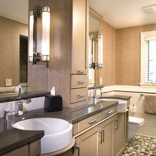 Contemporary Bathroom by Warren Home Restorations