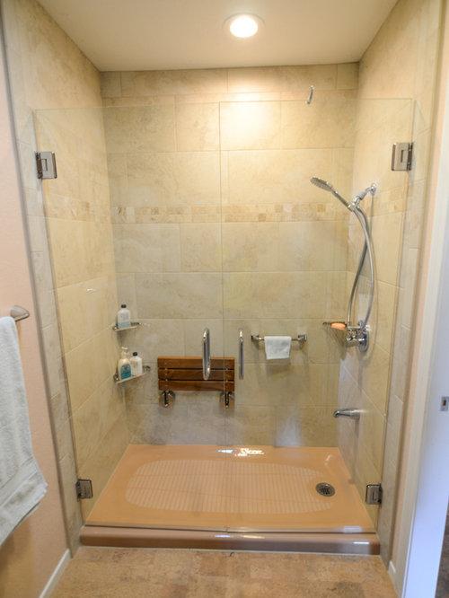 Bathroom design ideas renovations photos with a vessel for Bathroom designs cork
