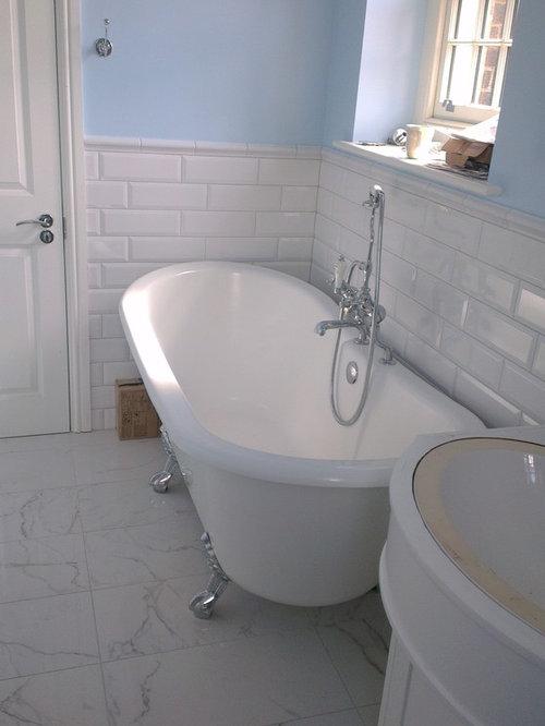 Victorian West Midlands Bathroom Design Ideas Remodels