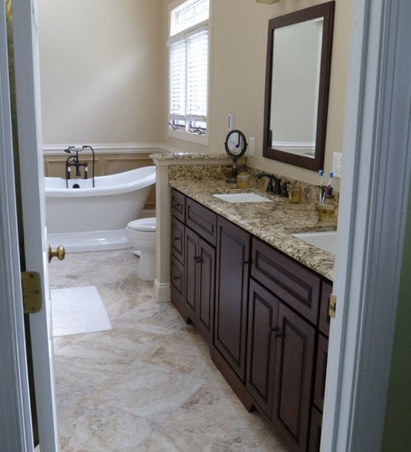 Bathroom Remodel Tub Removal : Remove garden tub home design ideas pictures remodel and
