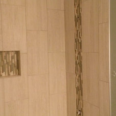 Contemporary Bathroom by Custom Surface Solutions