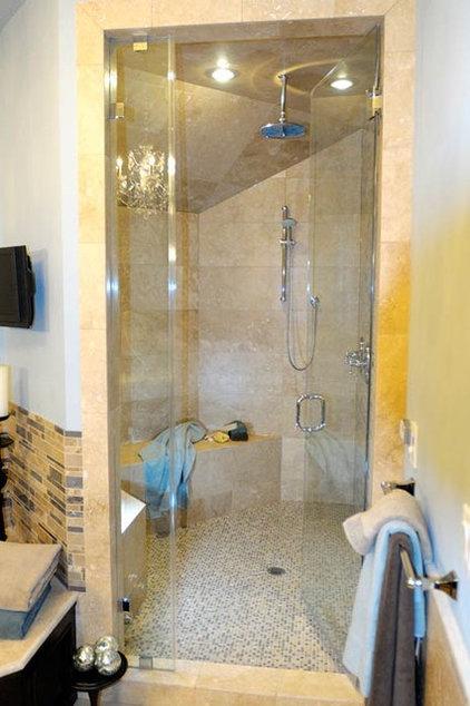 Traditional Bathroom by Tavan Group