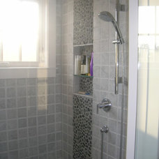Contemporary Bathroom by Distinctive Tile and Design