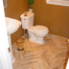 Traditional Bathroom by House Tweekers