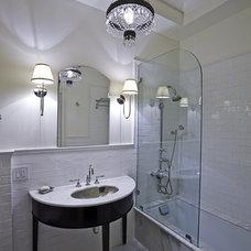 Traditional Bathroom by Urban Homes - Innovative Design for Kitchen & Bath