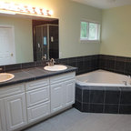 Downtown Penthouse Contemporary Bathroom Omaha By