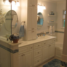 traditional bathroom by PATHWAY Builders & Remodeling
