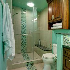 Traditional Bathroom by Realty Restoration, LLC