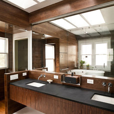 Modern Bathroom by Alloy Workshop