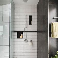 Modern Bathroom by Alloy Workshop