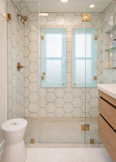 How To Clean Shower Doors Houzz