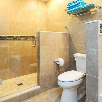 Bathroom and Closet Renovation