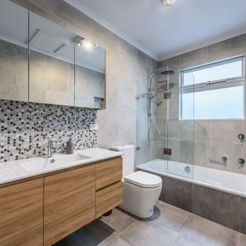 Bathroom and Ensuite Extension