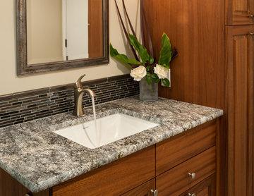 Bathroom & Kitchen Update - Bellevue, WA