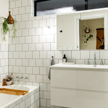 Bathroom & Powder renovation, Eltham