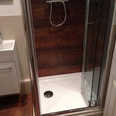 Modern Bathroom by TC Wetrooms Ltd.