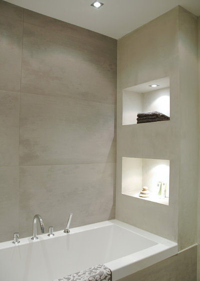 Design An Easy Clean Bathroom