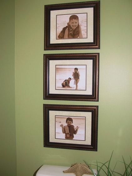 Traditional Bathroom by Kimberly DesJardins Interiors