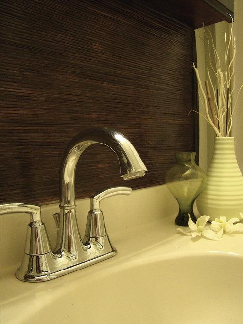 Zen bathroom photo in Other