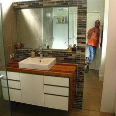 Contemporary Bathroom by imag_ne design + construction