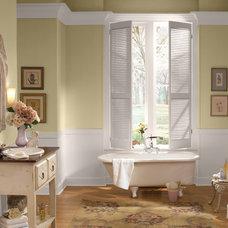 Traditional Bathroom by BEHR®