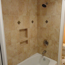 Traditional Bathroom by Birmingham Remodeling and Construction