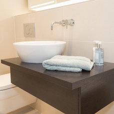 Contemporary Bathroom by Sanctuary Bathrooms Ltd
