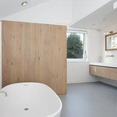 Contemporary Bathroom by Baden Baden Interior