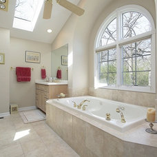 Traditional Bathroom by OTM Designs & Remodeling Inc.