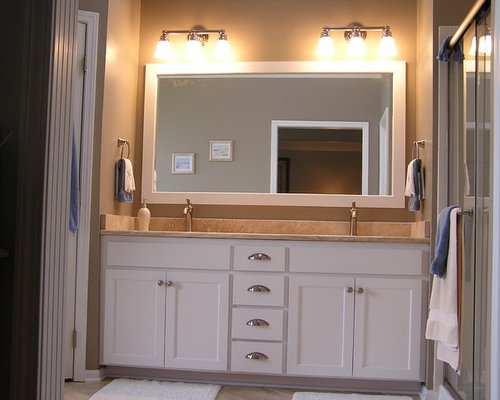 Bathroom Cabinet Refacing Home Design Ideas, Pictures, Remodel and Decor