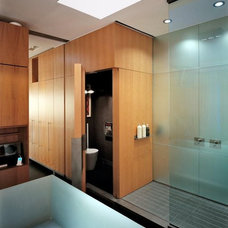 Modern Bathroom by Jacobs Woodworks