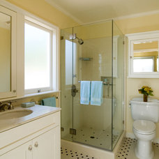 Traditional Bathroom by Camber Construction
