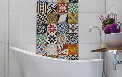 Bathroom Workbook: 7 Elements of Modern Mediterranean Flavor