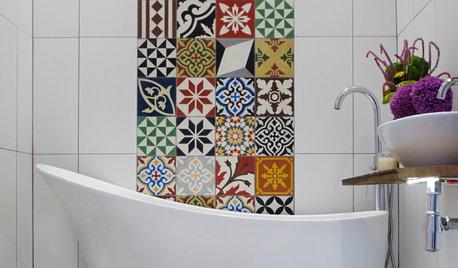 Bring Modern Mediterranean Style to Your Bathroom in 7 Ways