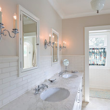 Traditional Bathroom by Choice Wood Company