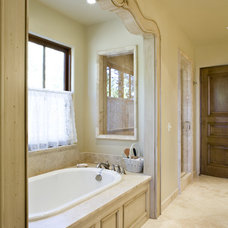 Traditional Bathroom by Claudio Ortiz Design Group, Inc.
