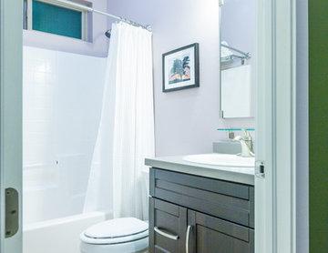 Bathroom, Comfortable Casita