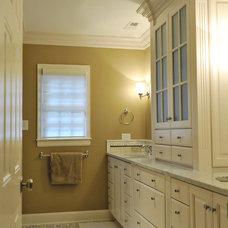 Traditional Bathroom by Concept Building & Restoration