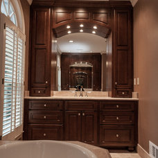 Traditional Bathroom by Cabinets Of Atlanta Inc.