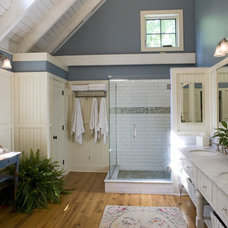 traditional bathroom by Current Works Construction Inc.
