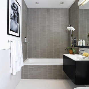 Perfect Tile Shower Surround | Houzz