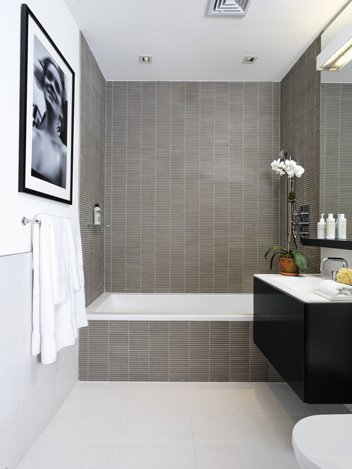 Tile Shower Surround Houzz