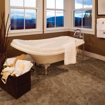Traditional Bathroom by Daltile