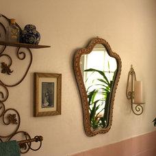 Mediterranean Bathroom by Rossana Novella